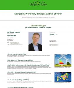 Energetické Certifikáty Bardejov, Svidník, Stropkov