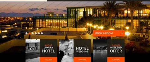 webstranka pre ubytovacie zariadenie, ubytovanie - ubytovna - penzion - chata