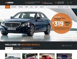 Webové stránky pre Autopožičovňe - Kamiónovú dopravu - Autodopravu1