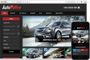 Webstránky pre Autopožičovňe