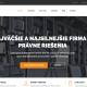 Webové stránky pre Právo - Právnikov - Právnicke firmy