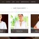 Webové stránky pre Sauny