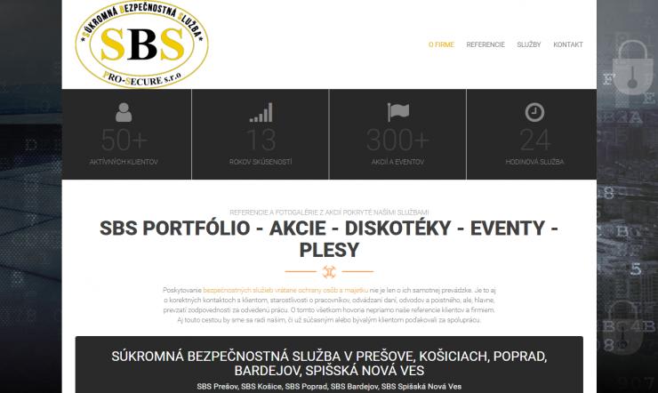 Súkromná Bezpečnostná Služba Prešov, Košice